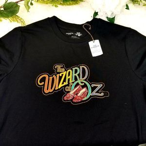Coach x Wizard of OZ tshirt, nwt